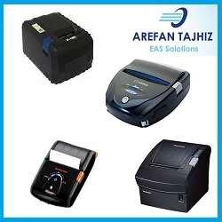 فیش پرینتر/چاپگر قبض(Printer / Bottom Printer Cards)